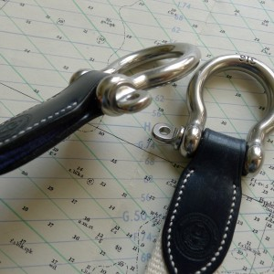 BOSUN LANYARD ON MAP